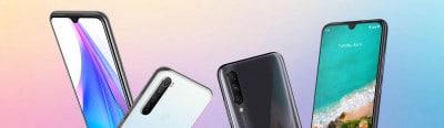 Xiaomi Redmi Note 8 vs Xiaomi Mi A3, ¿cuál comprar?
