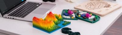 Las cinco mejores plumas 3D