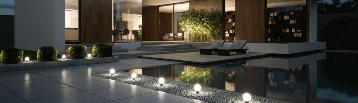 Las mejores ideas de iluminación para tu terraza y jardín