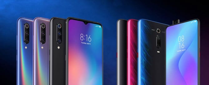 Xiaomi Mi 9 vs Xiaomi Mi 9T, ¿cuál comprar?
