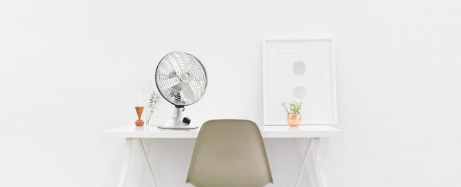 Comprar un ventilador: ¿qué modelo elegir?